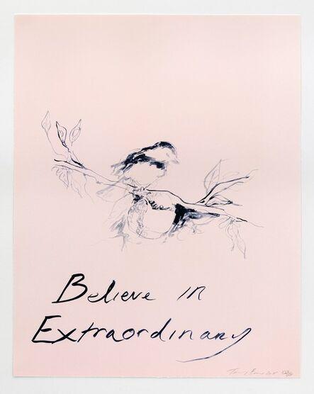 Tracey Emin, 'Believe In Extraordinary ', 2015