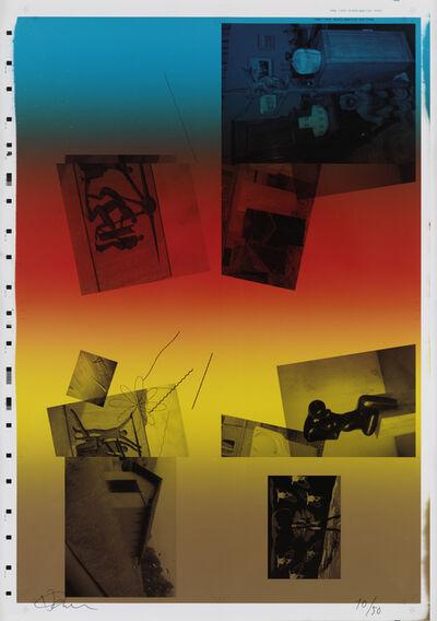 Valentin Carron, 'Learning from Martigny', 2009