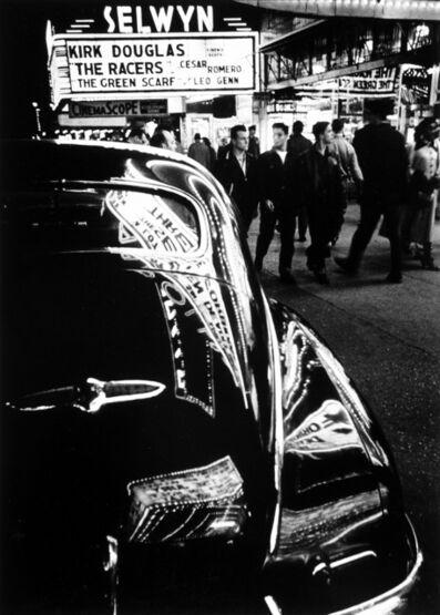 William Klein, 'Selwyn, 42nd Street, New York', 1955