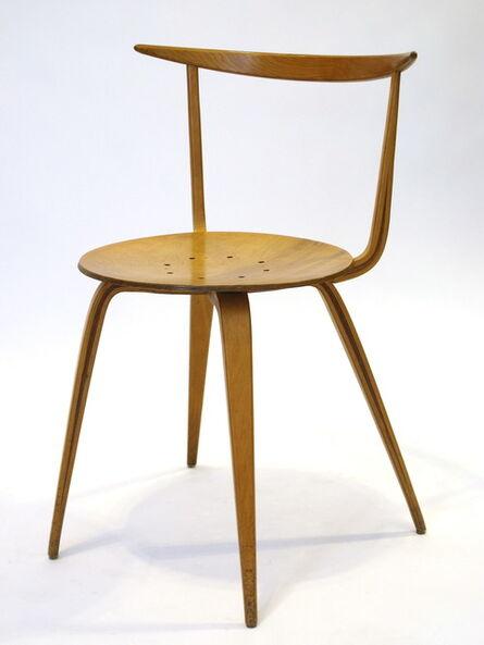 George Nelson, 'Pretzel Chair', 1957