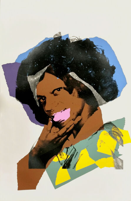 Andy Warhol, 'LADIES & GENTLEMEN FS II.137', 1975