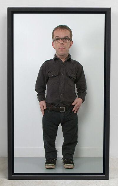 Corban Walker, 'TV Man', 2010