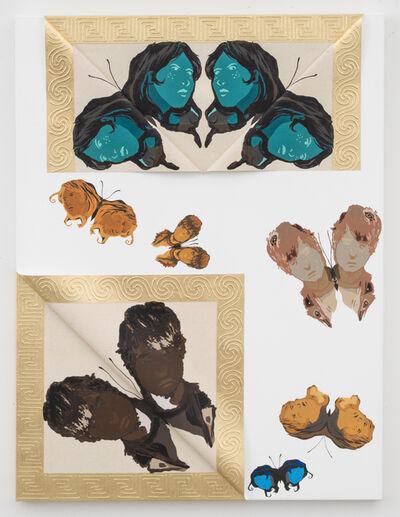 Greg Parma Smith, 'Unique Janus Butterflies 9', 2014