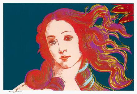 Andy Warhol, 'Sandro Botticelli, Birth of Venus (F&SII.316)', 1984