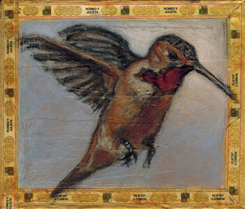 Ed Musante, 'Hummingbird / Romeo y Julieta 2', 2014
