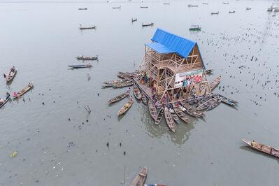 NLÉ, 'Makoko Floating School, Lagos, Nigeria '
