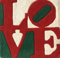 Robert Indiana, 'Czech Love', 2006