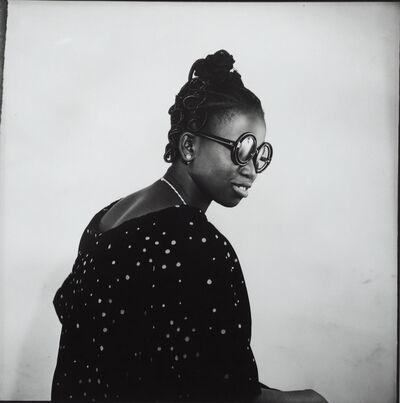 Malick Sidibé, 'Portrait of Miss Kante Sira', 1964