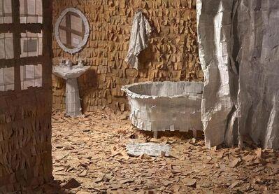 Pablo Lehmann, 'The Scribe's House (The Bathroom)', 2012