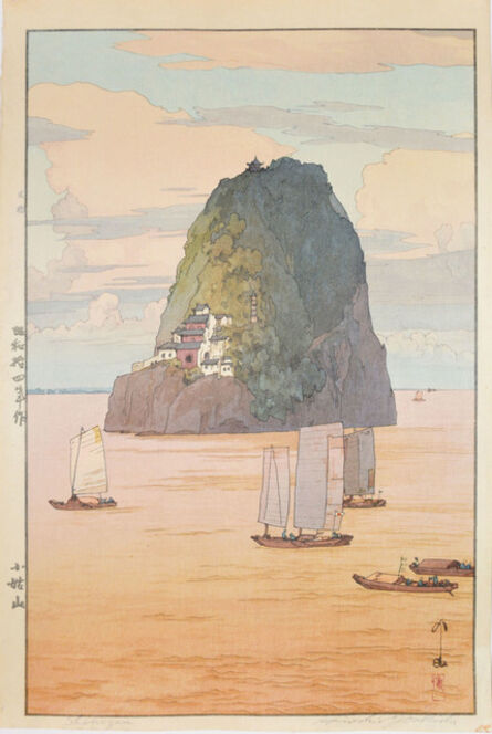 Yoshida Hiroshi, 'Shokozan', 1939