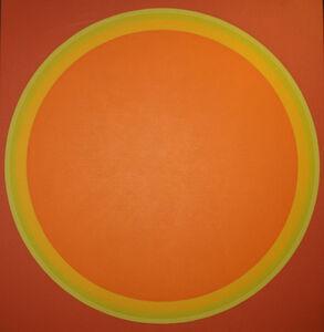 John Stephan, 'Disc #6', 1973