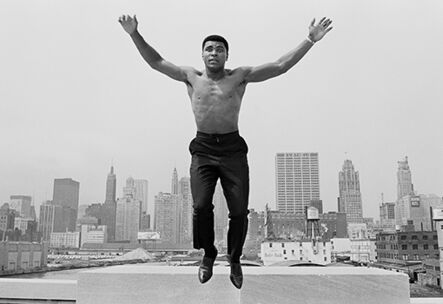 Thomas Hoepker, 'Muhammad Ali', 1966