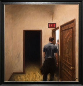 Nick Alm, 'Exit', 2020