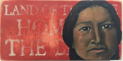 Tina Medina, 'This Land is Your Land', 2010