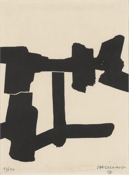 Eduardo Chillida, 'Levitation I (Van Der Koelen 64006)', 1964