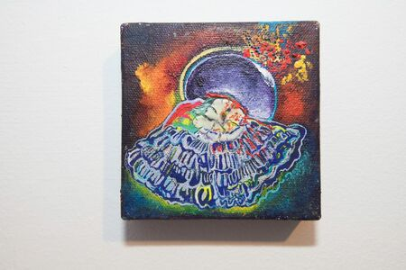 Raúl de Nieves, 'The Moon', 2018