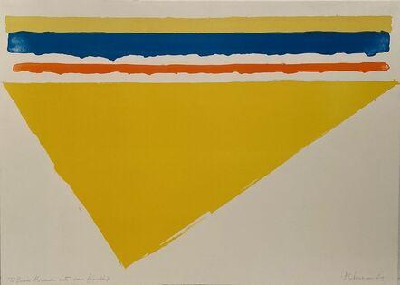Alexander Liberman, 'Untitled', 1969