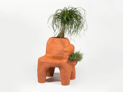 Chris Wolston, 'Topanga Plant Chair', 2017