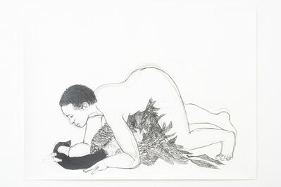 Pamela Phatsimo Sunstrum, 'Wrangle', 2009
