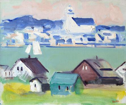 Paul Resika, 'The Sail', 1993