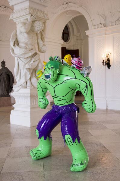 Jeff Koons, 'Hulk (Friends)', 2004-2012