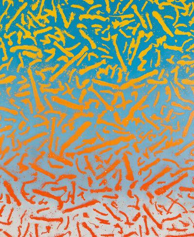 Nathan Randall Green, 'Bacterio Resist (Hypocrystalline Sun/Sky)', 2015