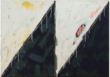 Serge Lemoyne, 'Hommage a Borduas', 1982