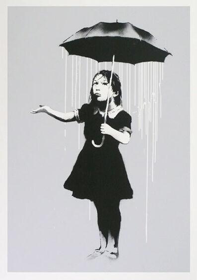 Banksy, 'NOLA', 2008