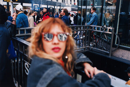 Jeff Mermelstein, 'New York City 1997', 1997