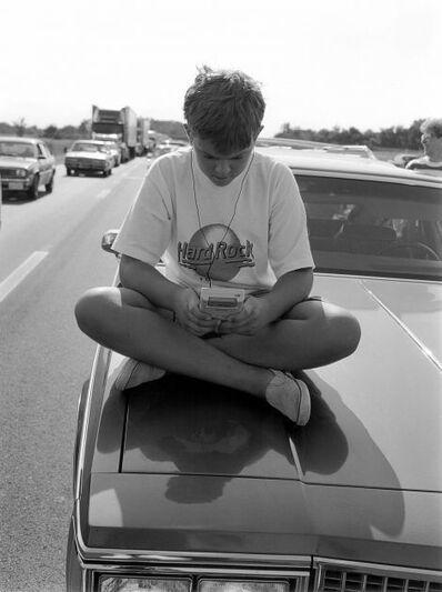 Mark Steinmetz, 'I-55, Illinois', 1991