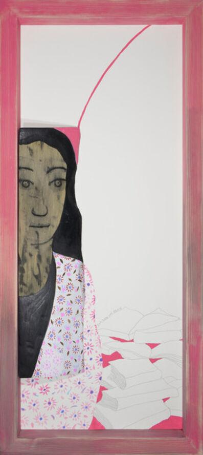 Suknam Yun, 'Pink Table', 2013