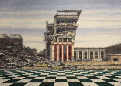 Gorka García, 'El fin de las bibliotecas', 2020