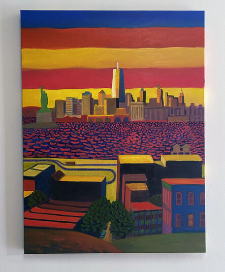 Daniel Heidkamp, 'Brooklyn Rail', 2021