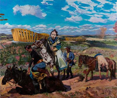 Liu Xiaodong, 'Diary of An Empty City 01', 2015