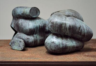 Thomas Schütte, 'Bronzefrau Nr. 7', 2001