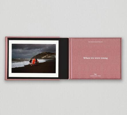 The Anonymous Project, 'Limited edition print (G) + book: 'When We Were Young'', 2020