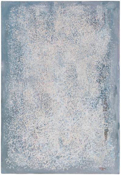 Mark Tobey, 'White Writing ', 1955