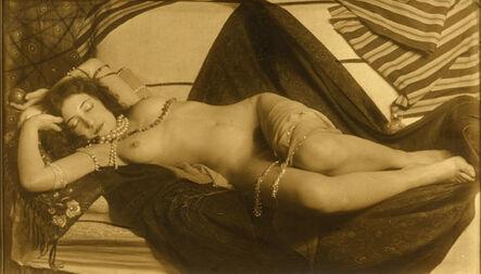 Anton Josef Trcka, 'Reclining Nude', Vienna 1926