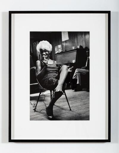 Martine Barrat, 'Mabel Albert (Harlem)', 1982
