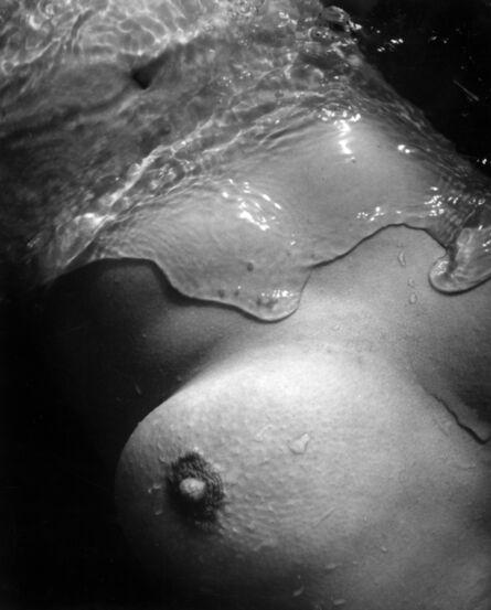 Lucien Clergue, 'Nu de la mer', 1956