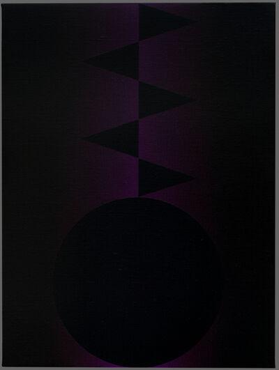 Zhang Ding, 'Orbit-10', 2015