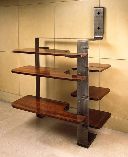 Pierre Chareau, 'Hanging shelves', ca. 1928