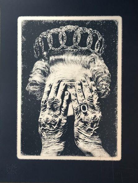 K-Guy, 'Cruel Britannia Blue', 2011