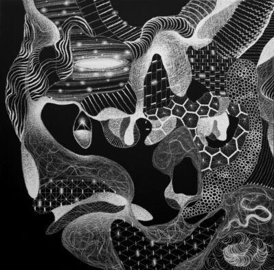Philippe Baudelocque, 'Sans titre (Chat)', 2015