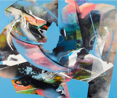 Julia Benz, 'Twist II', 2020