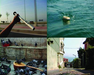 Nevin Aladağ, 'ŞEHİR SESİ ÜÇLEMESİ (ŞEHİR SESİ-I-II-III) / CITY LANGUAGE TRIOLOGY (CITY LANGUAGE-I-II-III)', 2009
