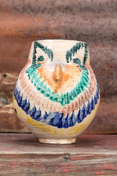 'owl pitcher ', 1940-1960