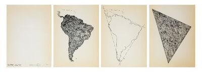 Horacio Zabala, 'Terra Ignota', 1973