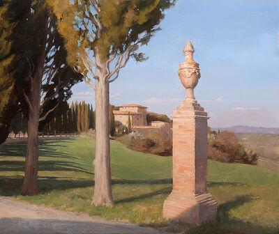 Kenny Harris, 'Castelnuovo Tancredi (Tuscany series)', 2012