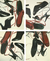 Andy Warhol, 'Shoes', ca. 1980
